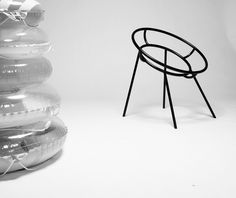 sachiko fukutomi: ukiwa chair #chair