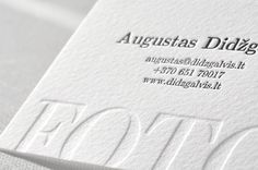 Photography Business Cards 12