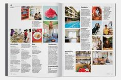 Mandala Studio #layout #design #magazine