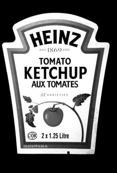 Evan Wakelin's drawings and stuff #logo #heinz