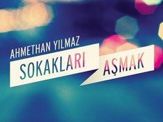 Dribbble - Ahmethan Yilmaz - Sokaklari Asmak / Book Cover / by Kutan URAL #ahmethan #sokaklari #print #asmak #book #cover #logo #yilmaz #typography