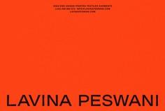 Lavina Peswani – Visual Journal