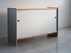 Theca by Ronan & Erwan Bouroullec #modern #design #minimalism #minimal #leibal #minimalist