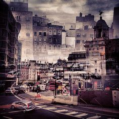 » New York + London Daniella Zalcman | Blog #london #multiple #exposure #photography #york #new