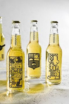 Thorsteinn Beer Brand on the Behance Network #beer #branding #packaging #geir #iceland #lafsson