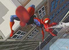 Spiderman by Pertheseus on deviantART #spiderman