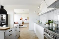 Airy apartment designed by Emma Persson Lagerberg