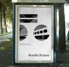 Rejane Dal Bello #poster #brand #brazil #abstraction #50 years