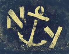 nyanchor3_1000.jpg (836×650) #asphalt #contino #texture #road #paint #nyc #anchor #dirt