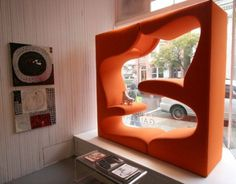 WANKEN - The Blog of Shelby White » Vitra Living Towers by Verner Panton #interior #chair #vitra #verner panton