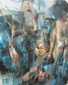 Vilcollet Pascal. Современный художник из Франции