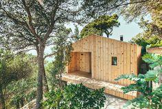 Wood Studio House