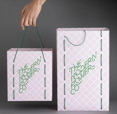 Multistorey / Portfolio #modern #the #identity #bags #company #flower #multistorey