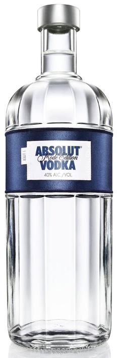 ABSOLUT MODE EDITION – ETT SAMTIDA SAMARBETE MED MODEVÄRLDEN - Pernod Ricard