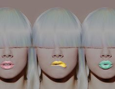 FFFFOUND! | Hairspray N Denim #photography