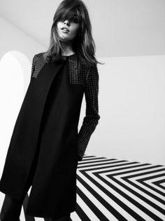 "Merde! - Fashion photography (Melissa Stasiuk in ""Pierre... #fashion"