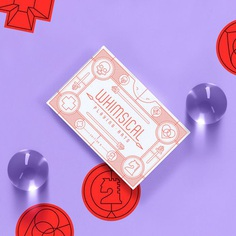 Whimsical Playing Arts | Edition II #playingcards #design #graphicdesign