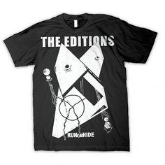 Kendall Henderson #editions #tshirt #black