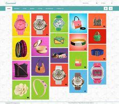 Responsive Zencart Template - Online mObile REady Zencart theme #zencart #responsive #site #design #151 #theme #on #iphone #mobile #android #template #ready #version