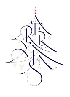 Snake Ranch : Photo #christmas #typography