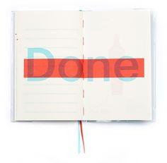 The List Book | Aad #studioaad #simplicity #book #illustration #list