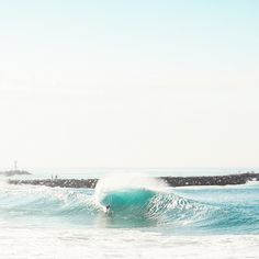 Wedge Surf by David Behar