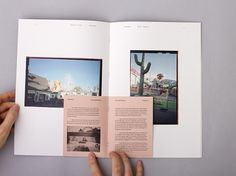 Fünf Mal Wien on the Behance Network #book #photography #editorial design