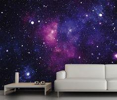 Galaxy Fleece Wall Mural