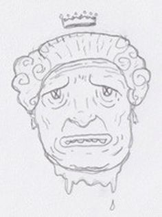L A N S A N G / A L E X A N D E R #animation #london #beheaded #riot #gif #revolution #monarchy #queen