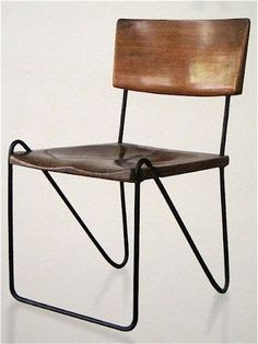 hairpin chair #chair
