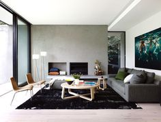 Small Spacious House Design by Foong + Sormann Architects - #decor, #interior, #homedecor,
