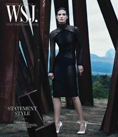 WSJ September 2013 Covers (WSJ) #fashion #cover