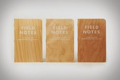 Field note Shelterwood notebooks #wood #notebooks #fieldnotes #shelterwood