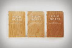 Field note Shelterwood notebooks #wood #fieldnotes #notebooks #shelterwood