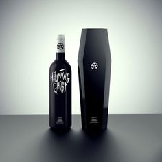 Possession - The Unholy WineCollection - The Dieline: The World's #1 Package Design Website -