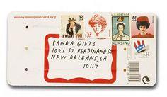Anonymous Postcard: Claim Detail