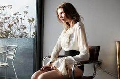 Gorgeous Beauty Portrait Photography by Anna Mårtensson