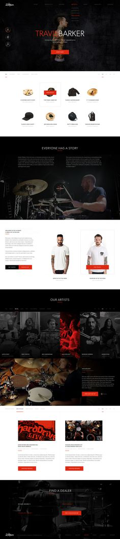 Pixels #drum #layout #zildjian #web
