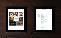Re:public Restaurant & Bar « Superbig Creative #branding #ipad #responsive #menu #food #tablet #website #grid #clean #restaurant #identity #layout #typography
