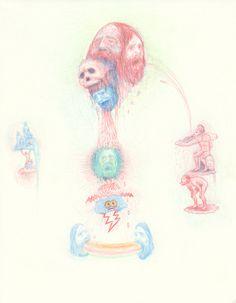 kerryschuss.com, Jeff Davis #color #pencil
