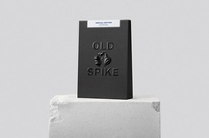 Coffee Branding and Packaging Design – Old Spike Coffee by Commission Studio, United Kingdom
