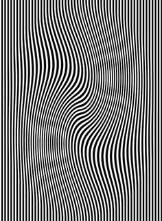 pattern in black and white #stripes #black #white #poster