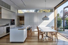 Contemporary Alterations and Additions to an Existing Weatherboard Edwardian Residence in Melbourne 3