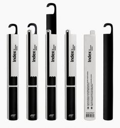 Bedow — Examples of Work — Product, Essem Design #packaging #index #shoehorn #bedow