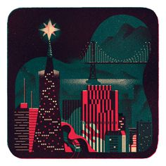 Dropbox Holiday Card