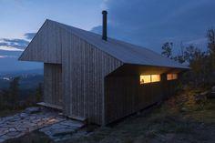 Cabin Ustaoset by Jon Danielsen Aarhus 15