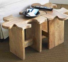 13款特別又有創意的凳子 | LovelyishHK #puzzle #stool