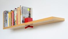 Hold On Tight Shelf - Live/Work Design Contest - Dwell