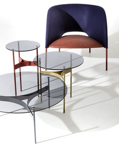 Moroso's New Collection at Salone del Mobile 2018