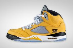 Air Jordan 5 Tokyo23 | Hypebeast #shoes #v #air #jordan #yellow #fashion #japan